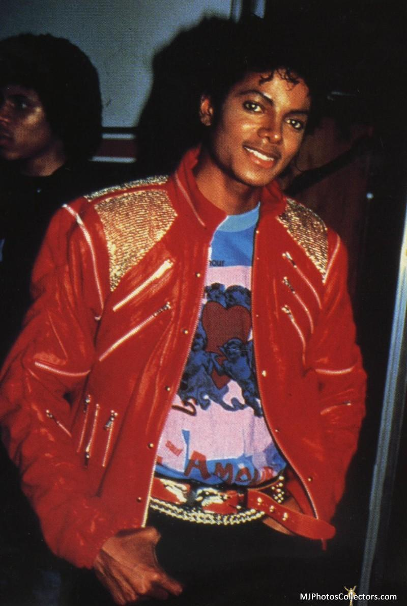 Your favorite Beat It jacket?