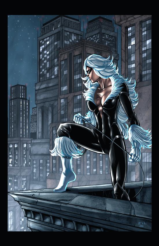 Black Cat Marvel Comics Photo 14636572 Fanpop