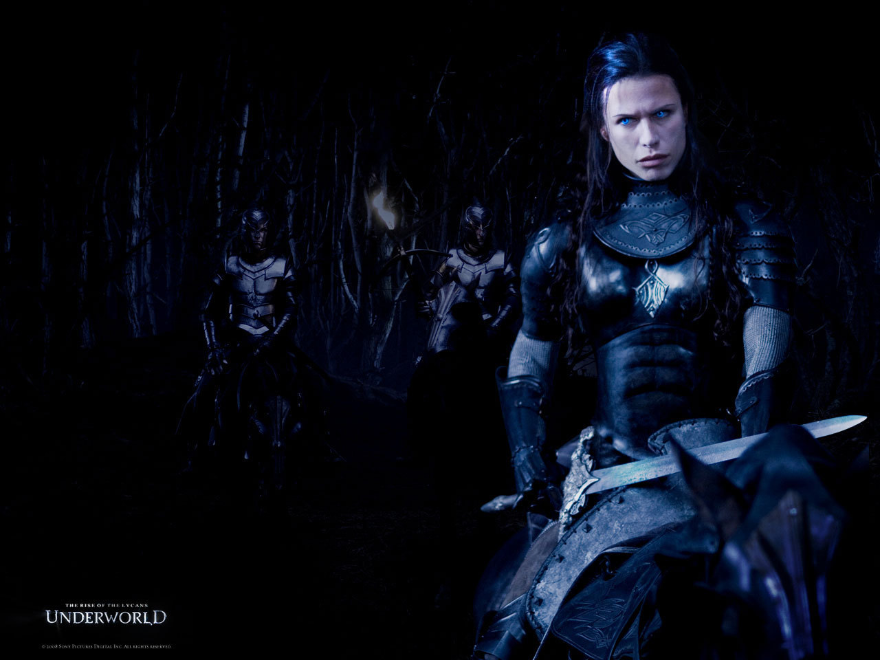 Rise Armor Underworld Lycans