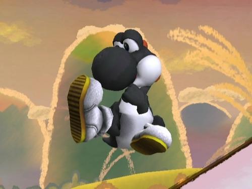 Yoshi And Birdo Love Story
