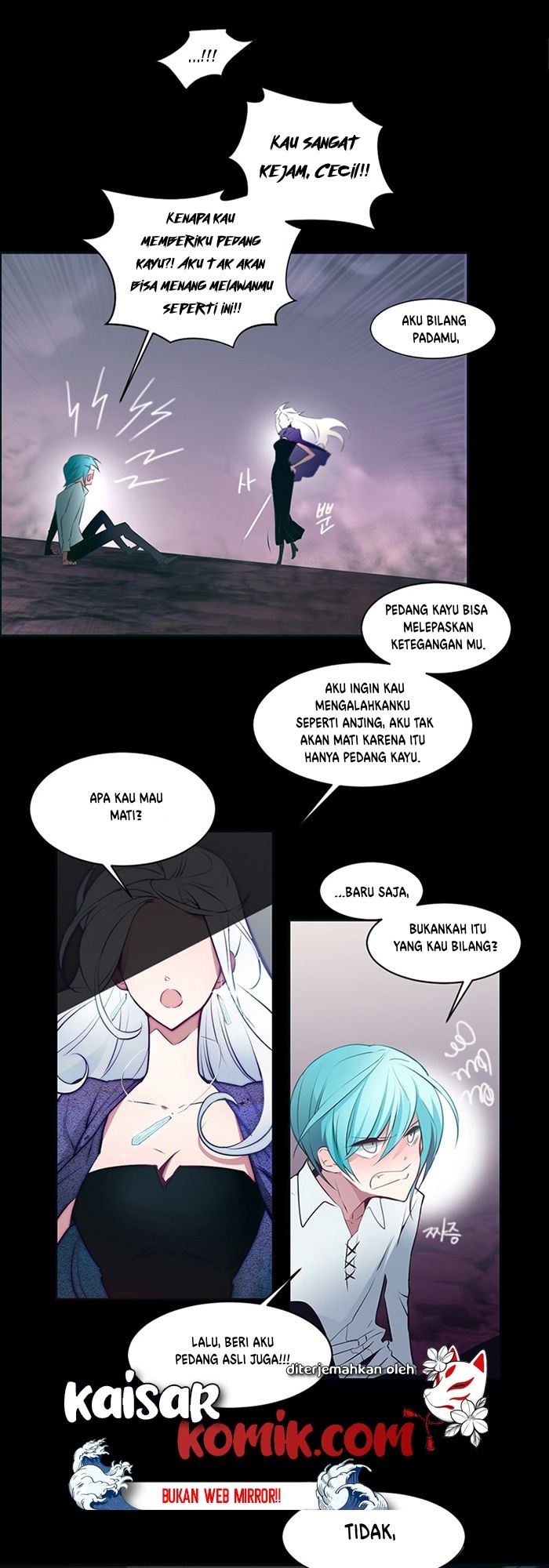 The Memory of Wind Chapter 07 Bahasa Indonesia page 17