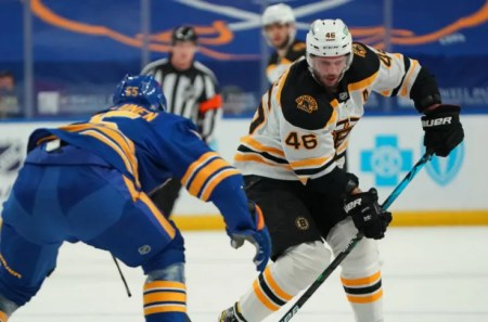 Boston Bruins Two Games Postponed, Five Players In COVID-19 Protocols