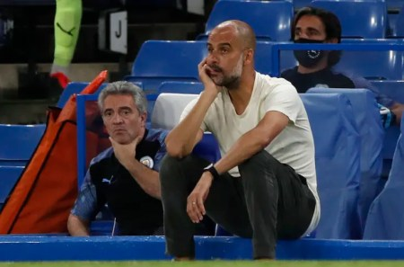 Pep Guardiola Reportedly