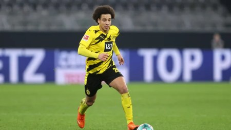Serious Injury And Last Year Of Contract: What's Next For Axel Witsel At  BVB? - Ruetir