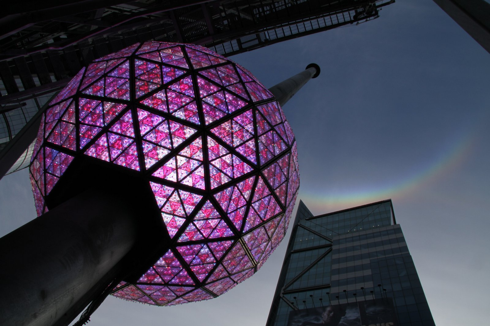 The History and Evolution of the Times Square Ball     Blueprint     IMG 2709 jpg