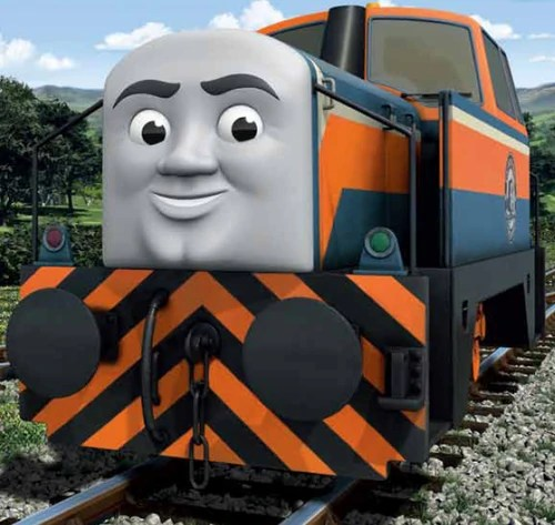 Thomas And Friends Cgi Daisy