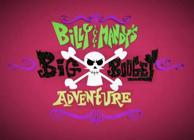 Adventures Billy And Mandy Spider Queen Wrath