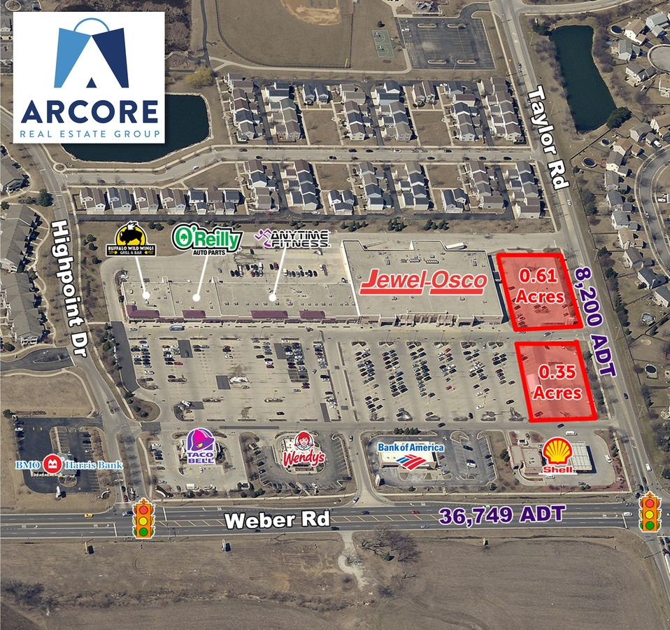 20 S Weber Rd  Romeoville  IL  60446   Commercial Property For Lease     20 S Weber Rd  Romeoville  IL  60446   Commercial Property For Lease on  LoopNet com