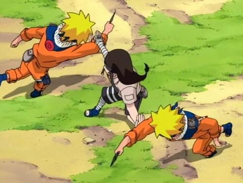 Byakugan vs. Shadow Clone Jutsu! - Narutopedia, the Naruto ...