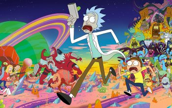 246 Rick and Morty HD Wallpapers   Background Images   Wallpaper Abyss HD Wallpaper   Background Image ID 796108  1920x1080 TV Show Rick and Morty