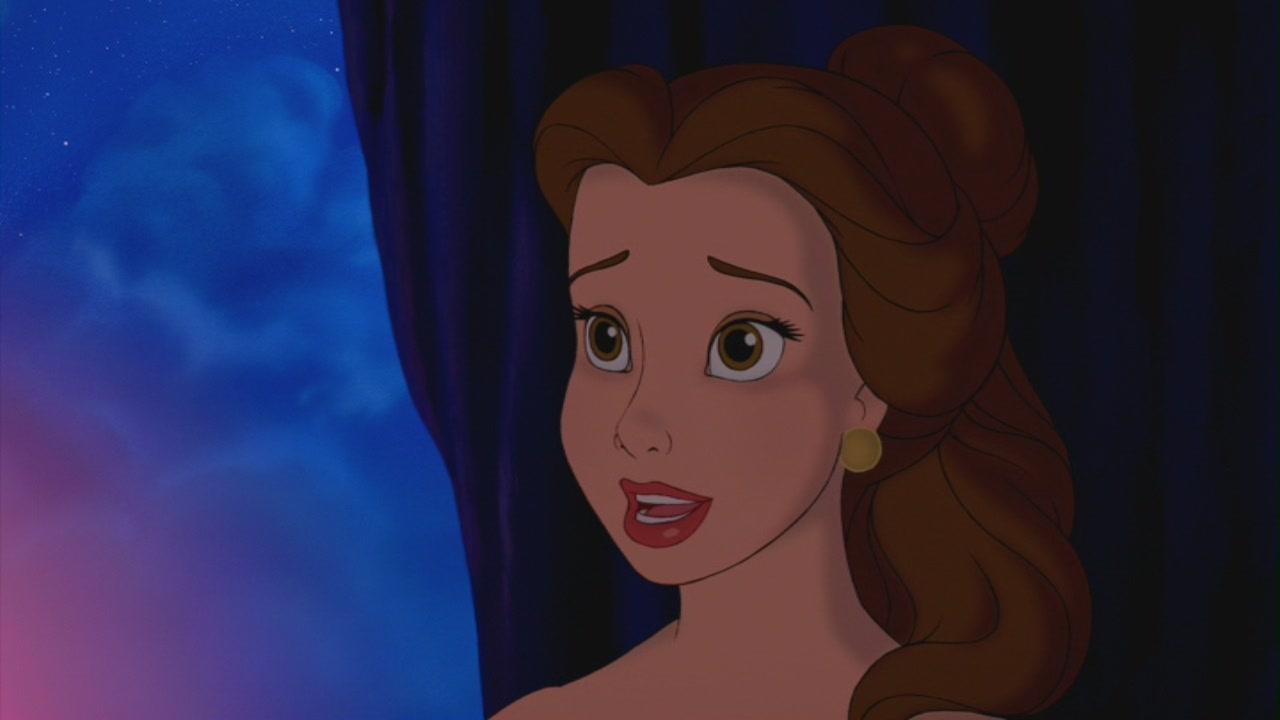 Beast Screencaps Belle Disney Beauty