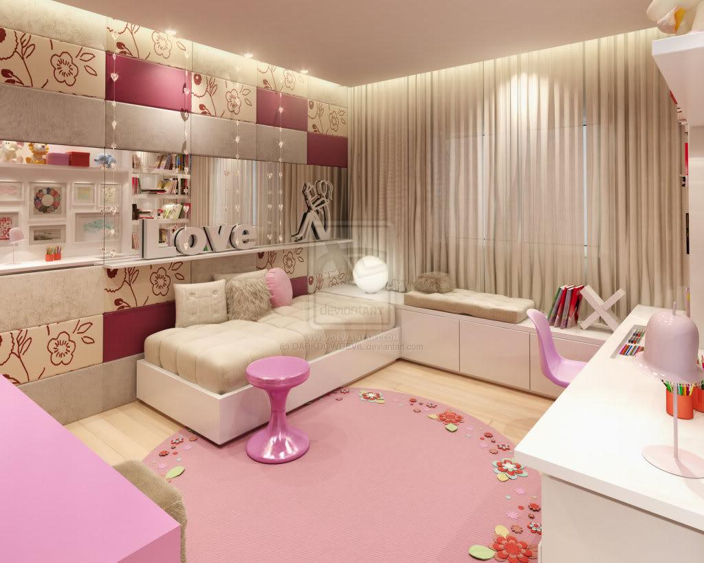 Crazy Romantic Luxury Master Bedroom