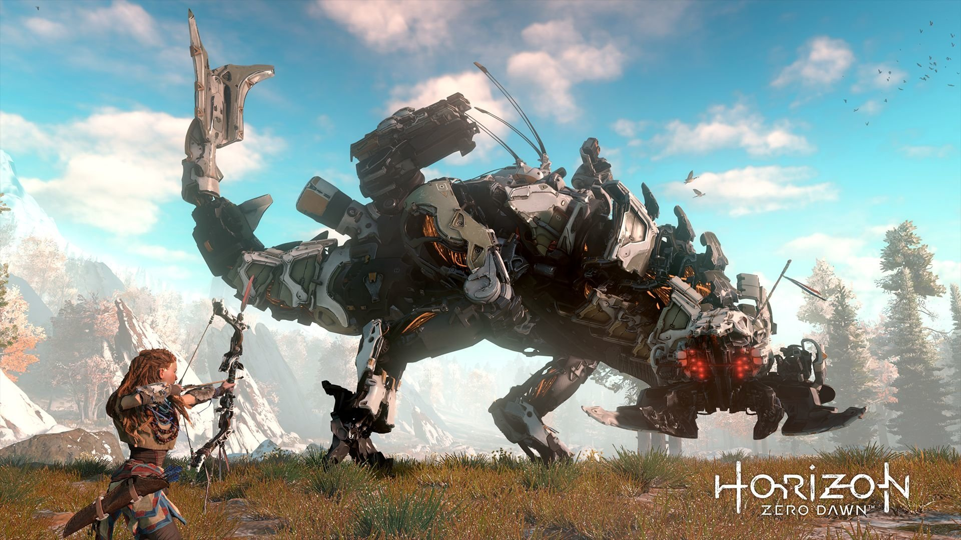 161 Horizon Zero Dawn HD Wallpapers   Background Images   Wallpaper     Aloy Horizon Zero Dawn Video Game      HD Wallpaper   Background Image  ID 601152