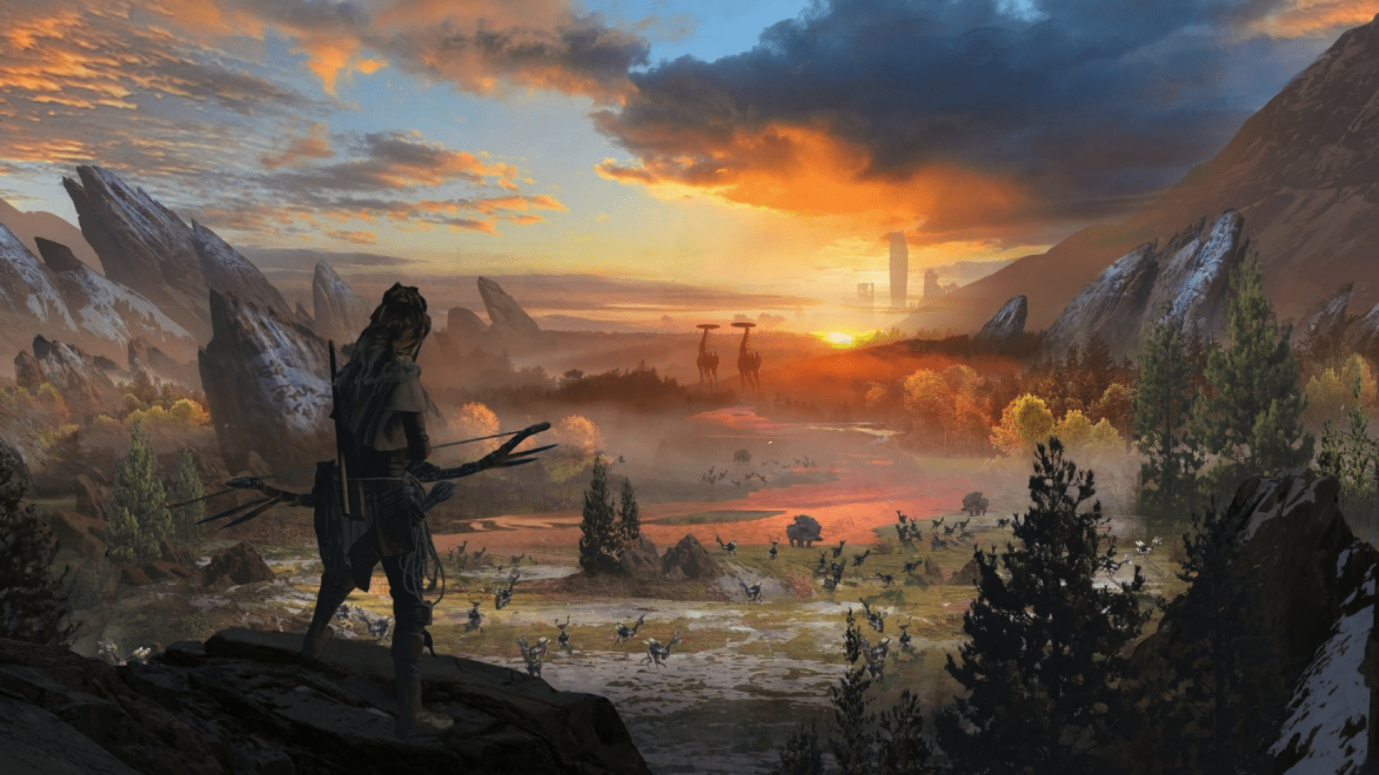 161 Horizon Zero Dawn HD Wallpapers   Background Images   Wallpaper     HD Wallpaper   Background Image ID 728598