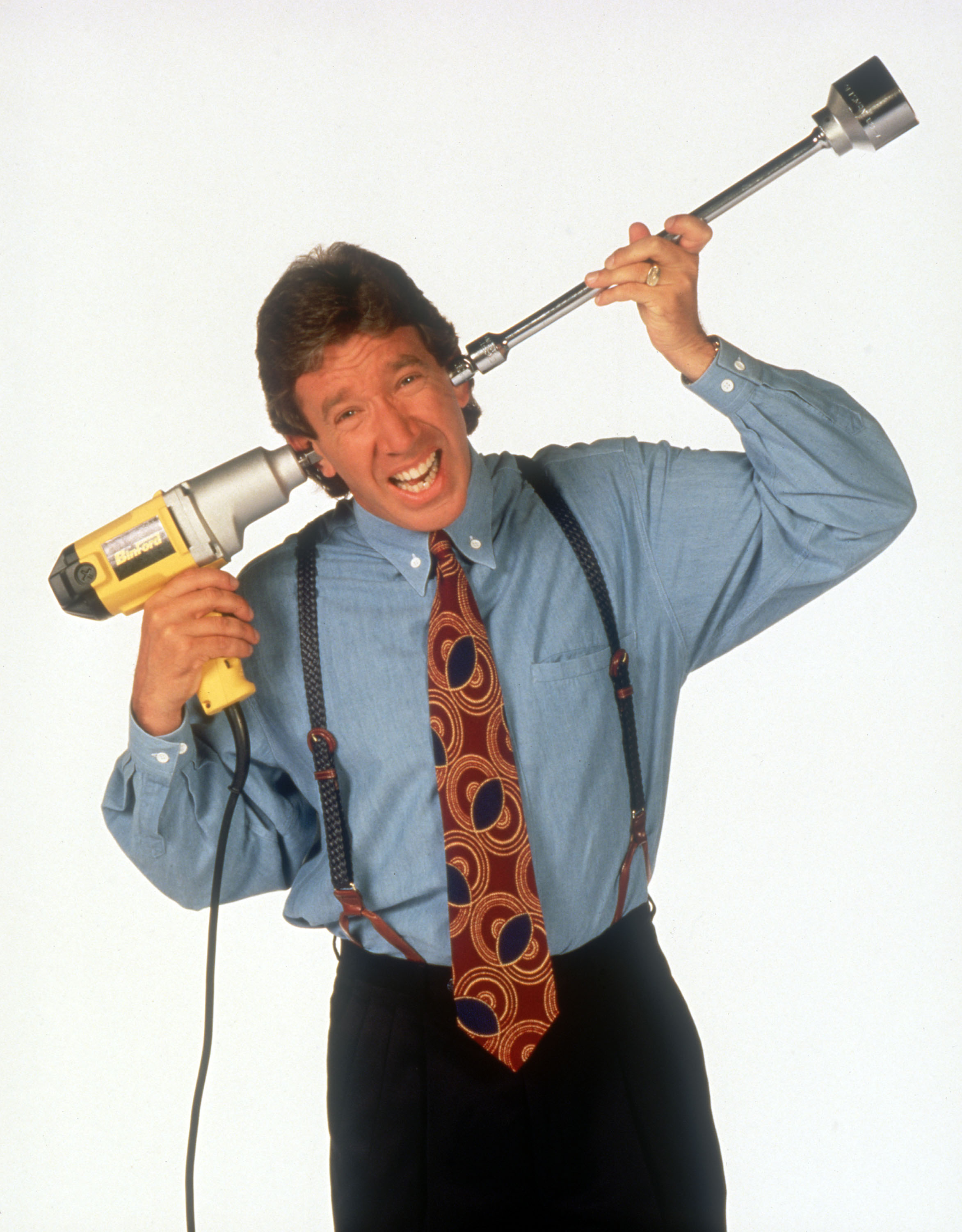 Home Improvements Tim Allen