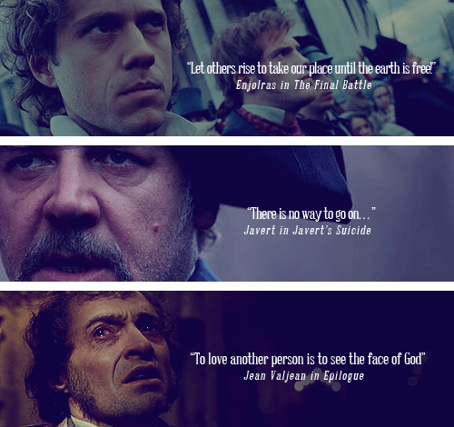 Love Quotes Les Miserables