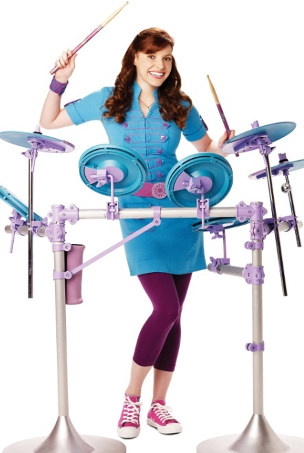 Fresh Beat Band Marina