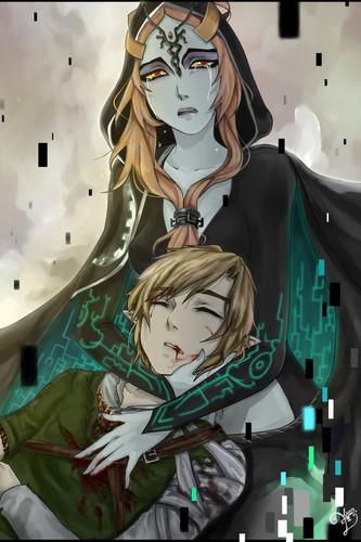 Sad Link Twilight Princess