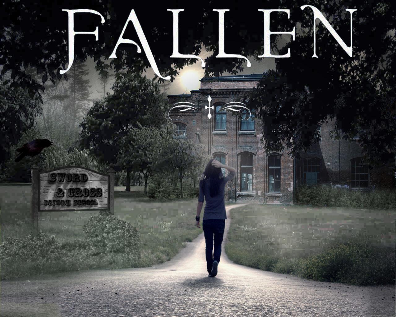 Fallen Movie Poster - Fallen by Lauren Kate Fan Art ...