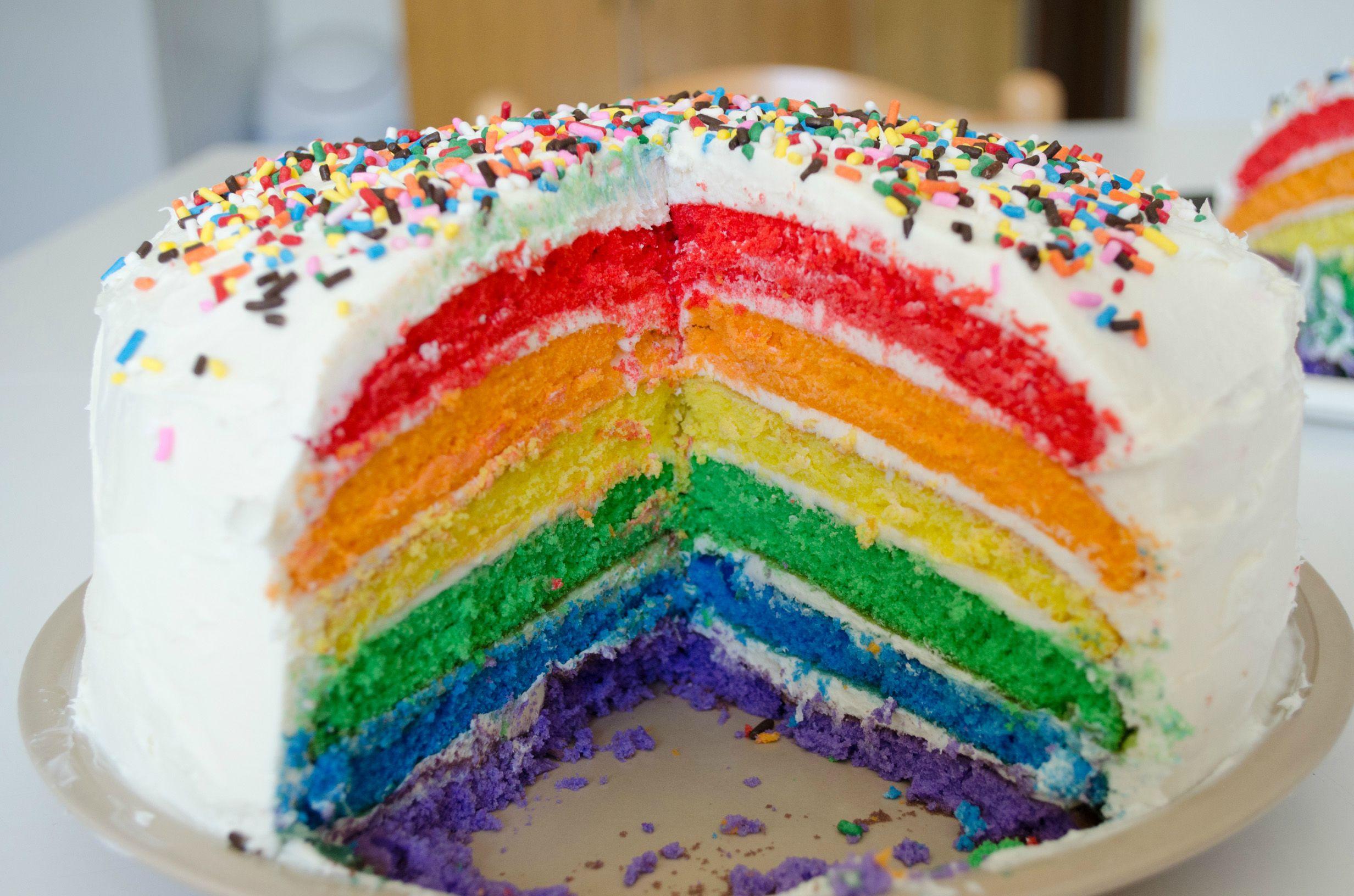 Types Cakes Around World