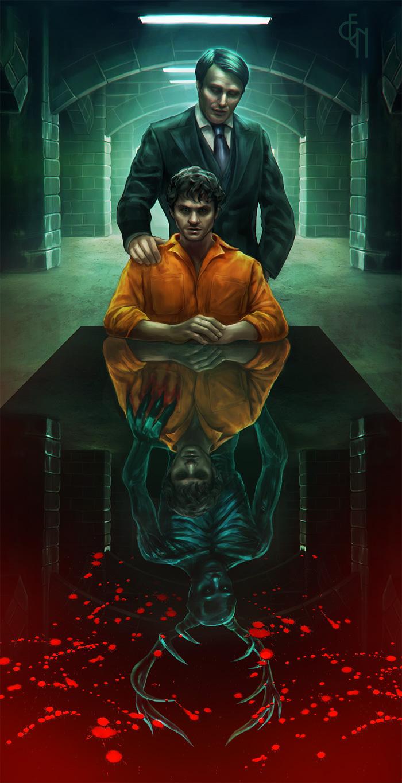 Hannibal Lecter Artwork