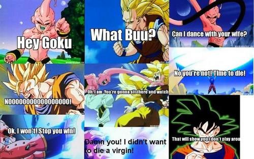Funny Dragon Ball Z Broly