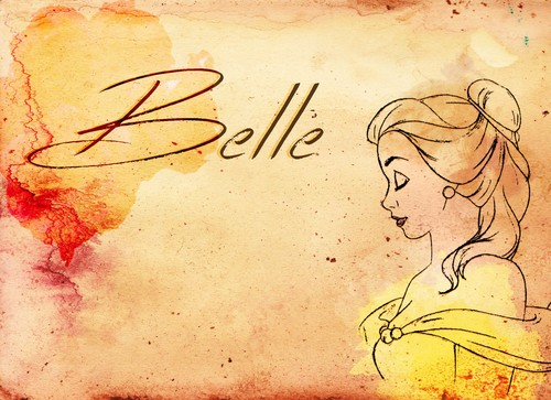 Belle Fanpop Disney