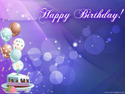 109 Birthday HD Wallpapers | Background Images - Wallpaper ...