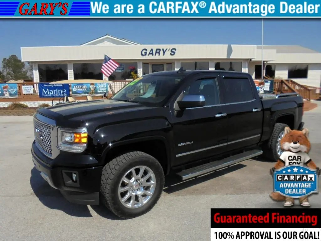 4x4 2014 Denali Sierra Short Box Gmc