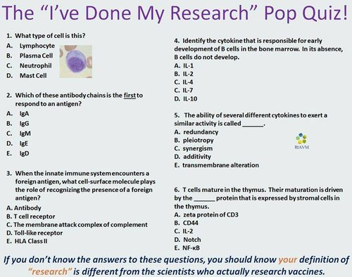 "The ""I've done my research"" pop quiz - BabyCenter"
