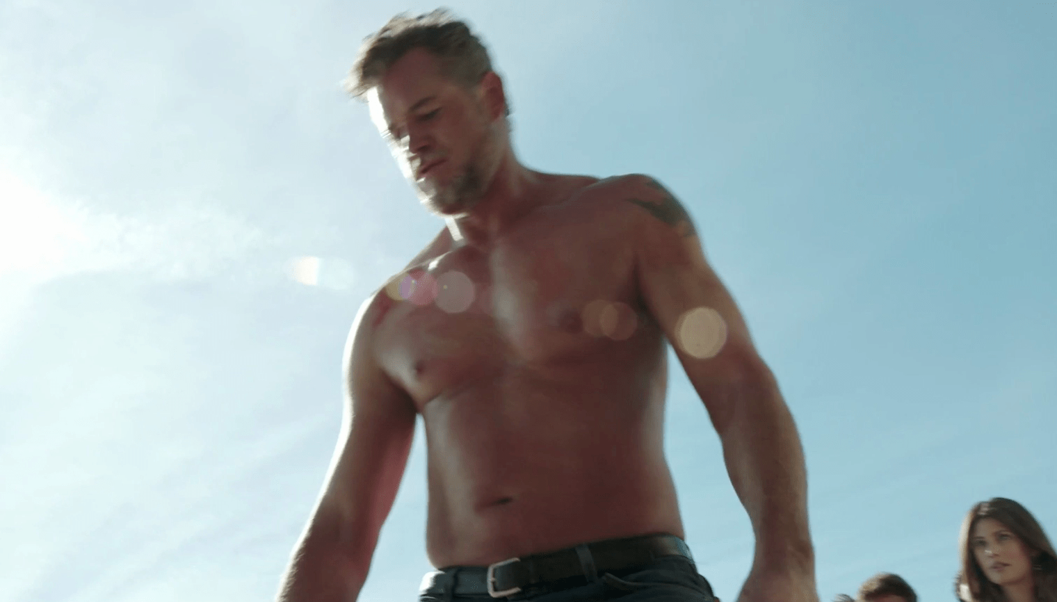 The Shirtless Evolution Of Eric Dane Newnownext