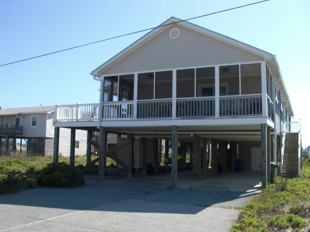 Topsail Beach Rental Houses
