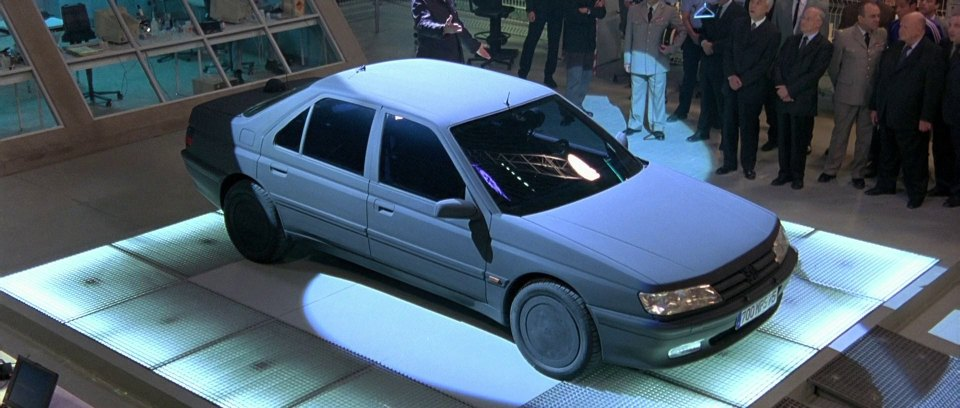Imcdb Org 1995 Peugeot 605 6b In Quot Taxi 2 2000 Quot