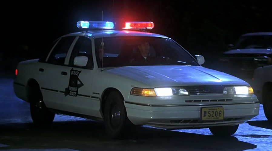 Imcdb Org 1993 Ford Crown Victoria In Quot Blues Brothers 2000 1998 Quot