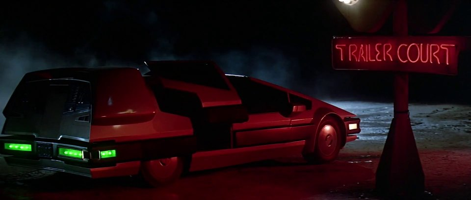 Imcdb Org Made For Movie Star Car In Quot The Last Starfighter 1984 Quot