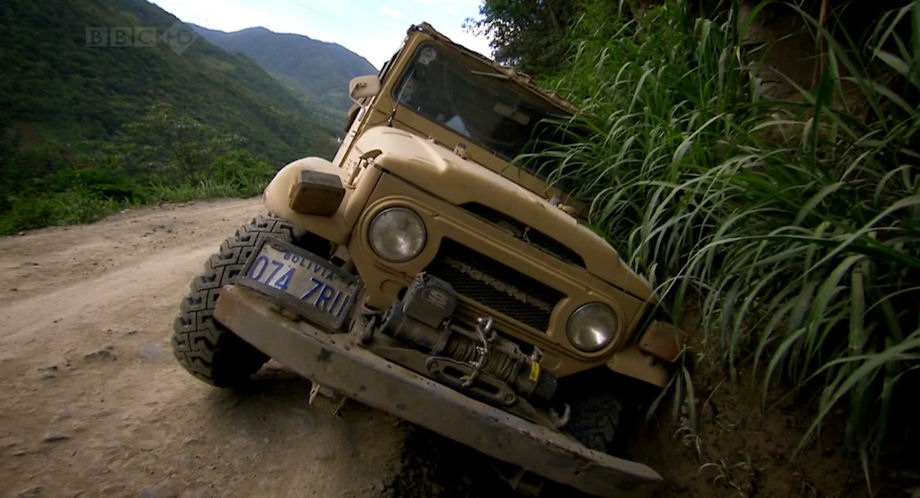 Imcdb Org 1974 Toyota Land Cruiser J40 In Quot Top Gear 2002 2015 Quot
