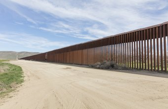 The Requirements for Border Patrol Jobs   Chron.com