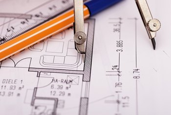 How Do I Get Floor Plans of an Existing House    Home Guides   SF Gate Floor plans show the location of all the building components within a home   including walls