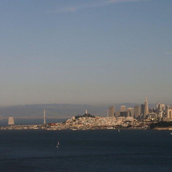 Sightseeing Bay Area