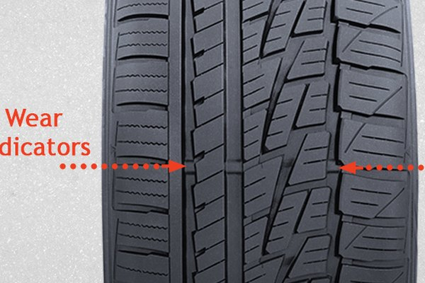 What Does Tire Tread 7 32 Mean