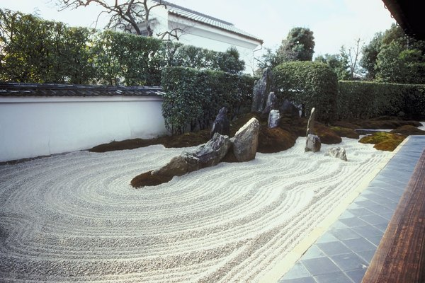 Medium Sized Rocks Landscaping