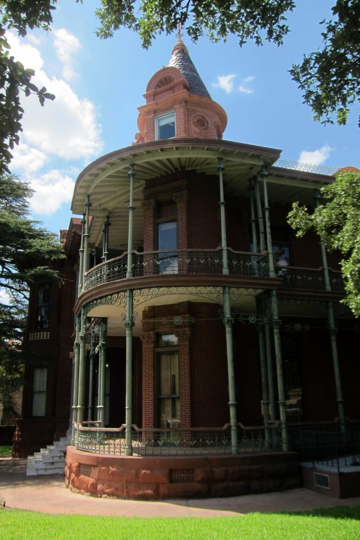 Texas Haunted Places Alice