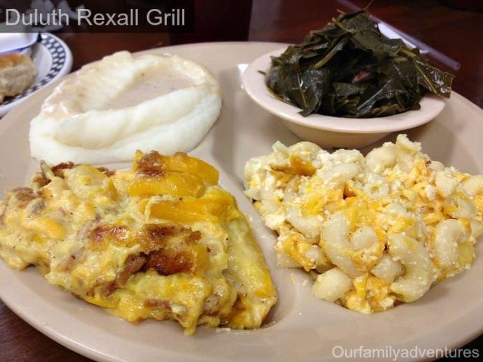 Soul Food Restaurants 30096