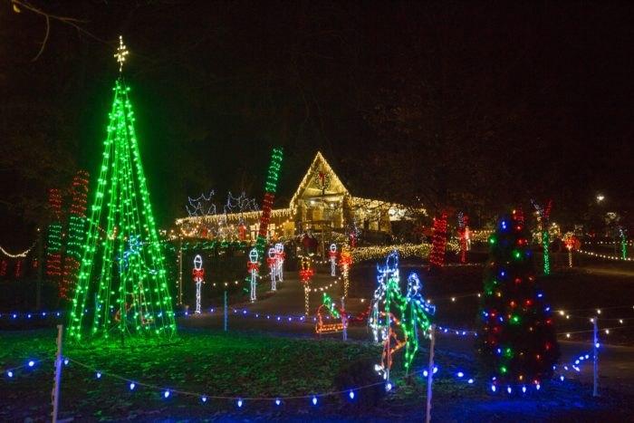 La Zoo Lights Nightly Admission December 3