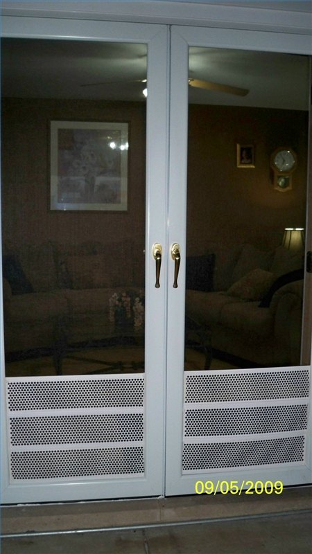 How To Protect Your Screen Doors From Dog Nails Ehow