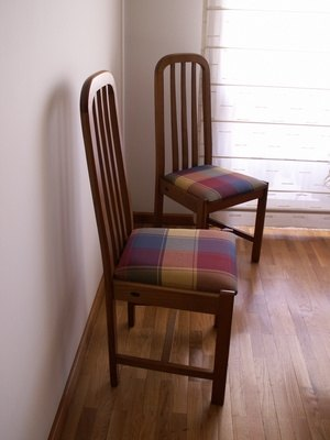 How To Recover A Dining Room Seat Cushion Ehow