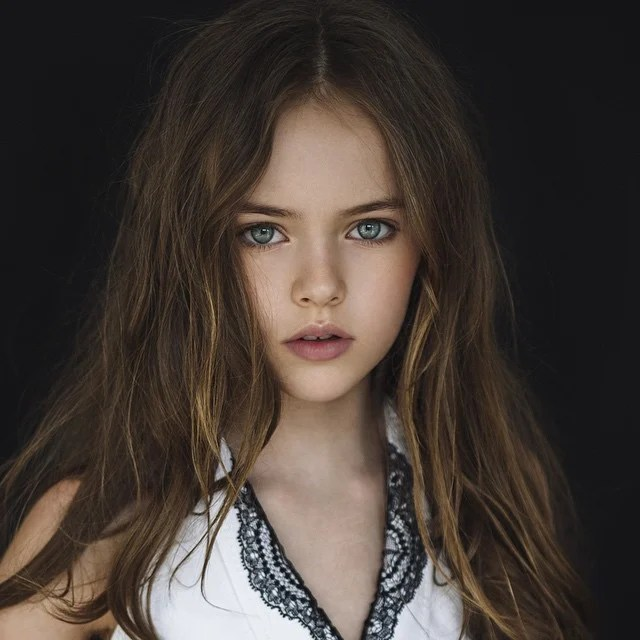 The Most Beautiful Girl In The World Is Only 10 Years Old ...