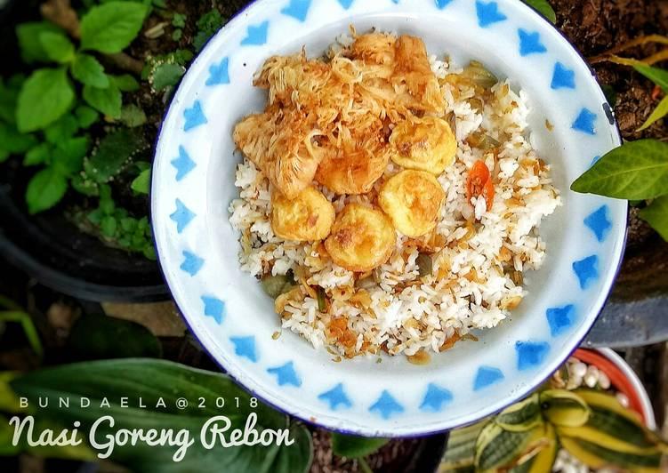 Resep Nasi Goreng Rebon