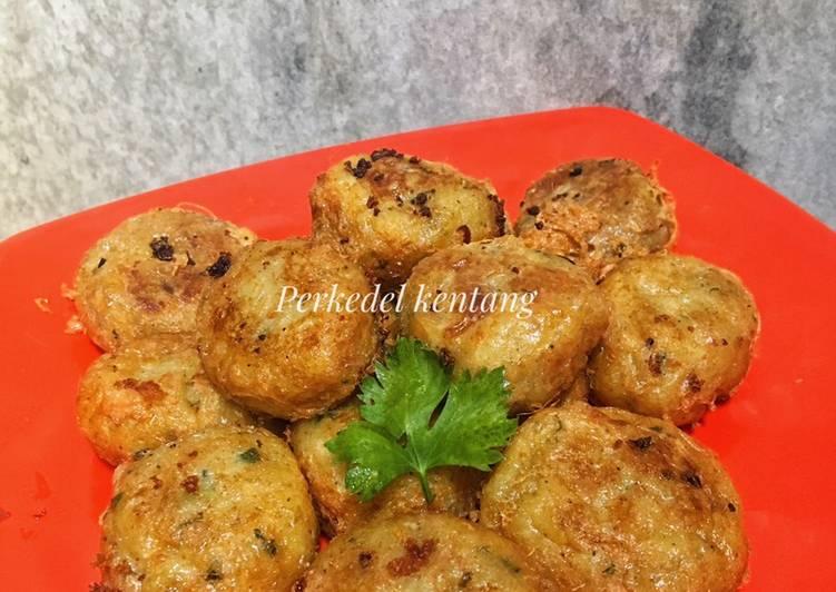 Resep Perkedel kentang