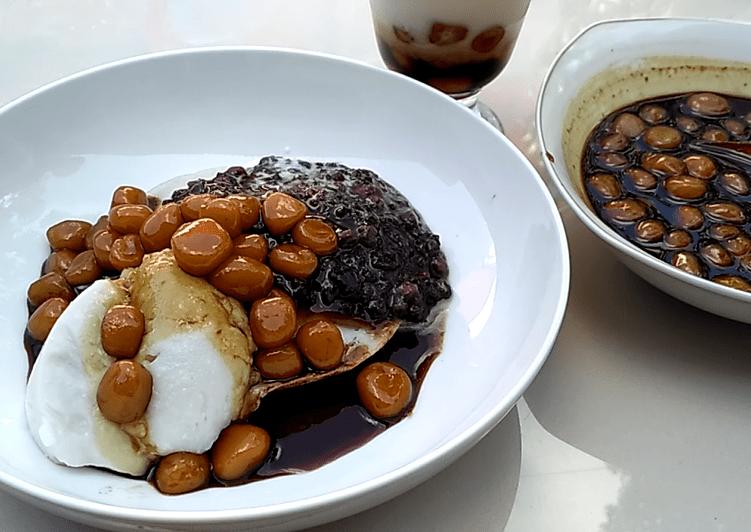 Resep Resep Talua Gaguak/ Boba Makanan Legend Pariaman Sumatera Barat